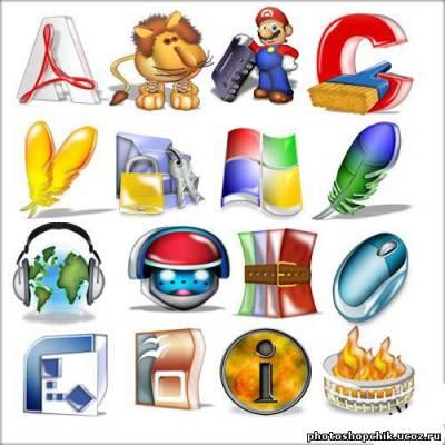 иконки для Вашего ПК - Иконки - Всё для ...: photoshopchik.ucoz.ru/load/87-1-0-5389