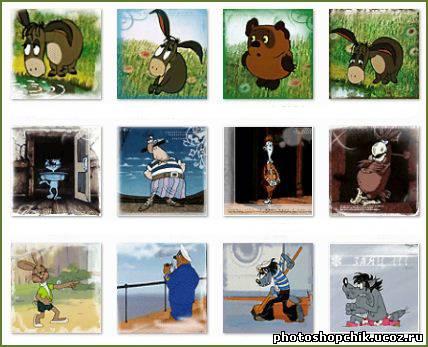 аватарки из советских мультфильмов:
